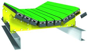 Support de construction lourde impact bars