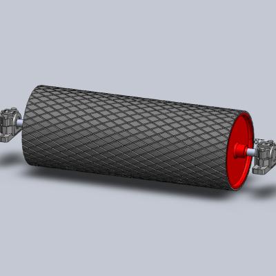 Tambour pour manutention 3D
