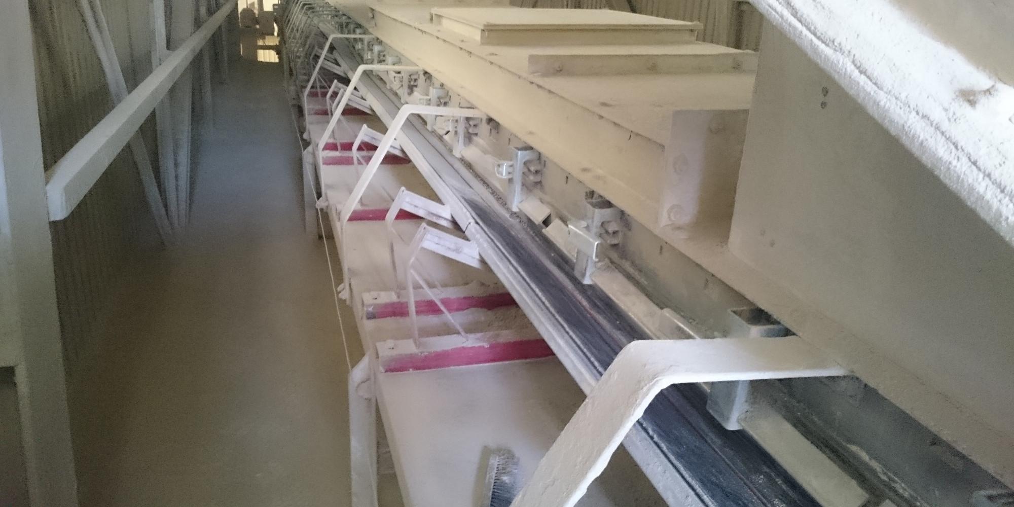 Klemsysteem voor rubber afdichtingen
