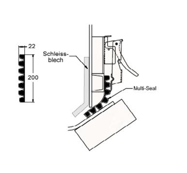 Système d'étanchéité Multi-Seal
