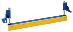Diagonaal ploegschraper racleur pflugabstreifer