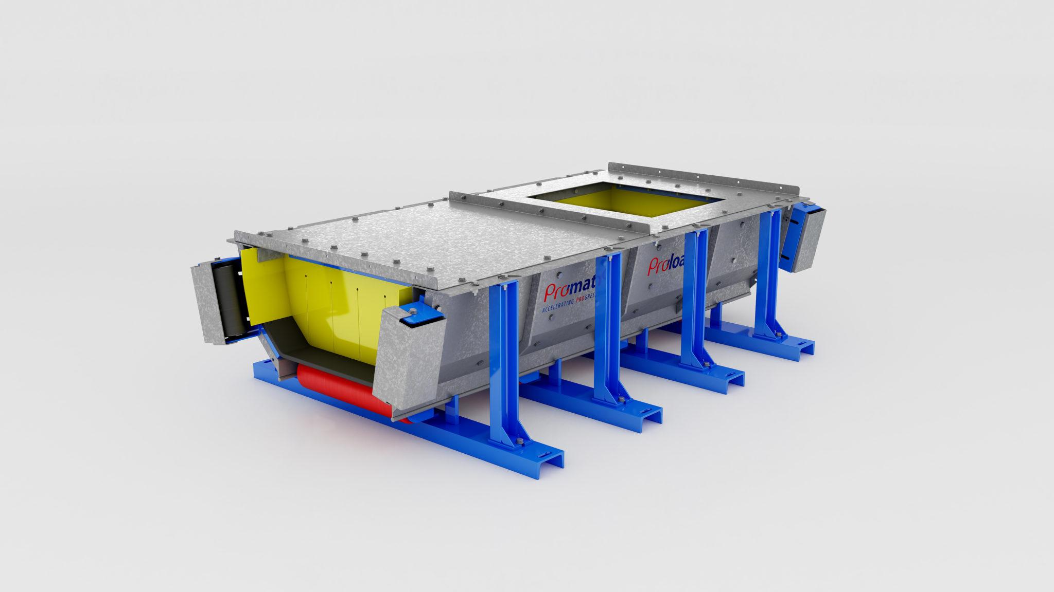 BLU-TEC® Proload Heavy-Duty Galvanized