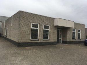 Promati Nederland Breda kantoor buiten
