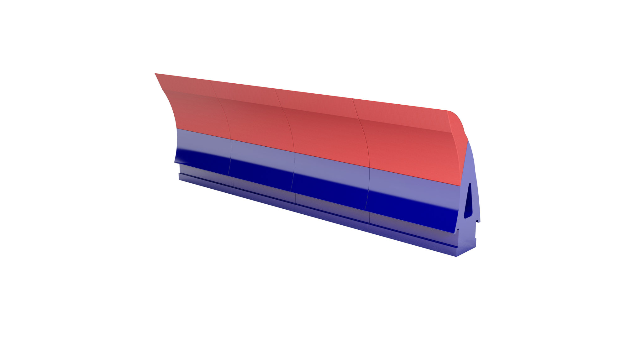 Promati racleur tangentiel type TPH lame