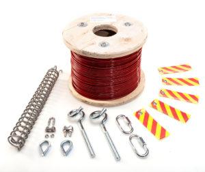 SiTec câbles et accessoires de fixation