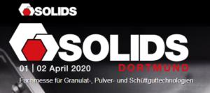 Solids Dortmund 2020 Banner Image