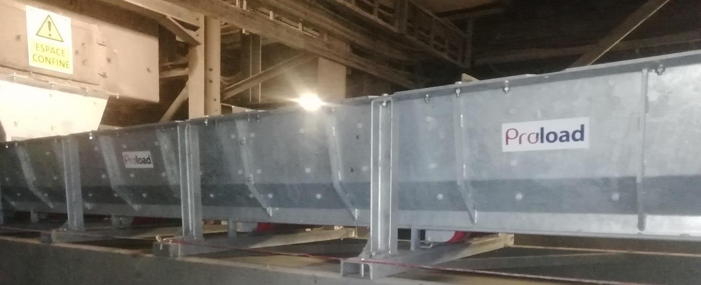 BLU-TEC® Proload - espace confiné