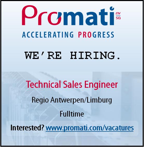 Technical Sales Engineer job posting